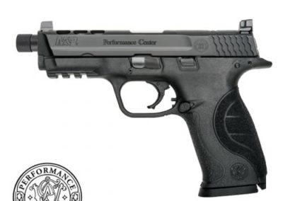 Performance Center Ported M&P 9 with Threaded Barrel