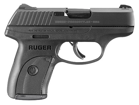 RUGER LC9s