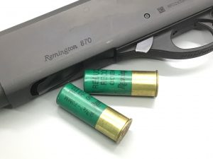 Remington 870 Tactical - Cover