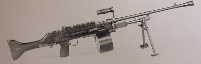 Ruger 9mm - T23 Machine Gun