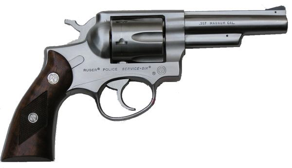 Ruger Police Service Six