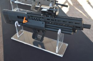Tavor TS12 Review - Right Profile