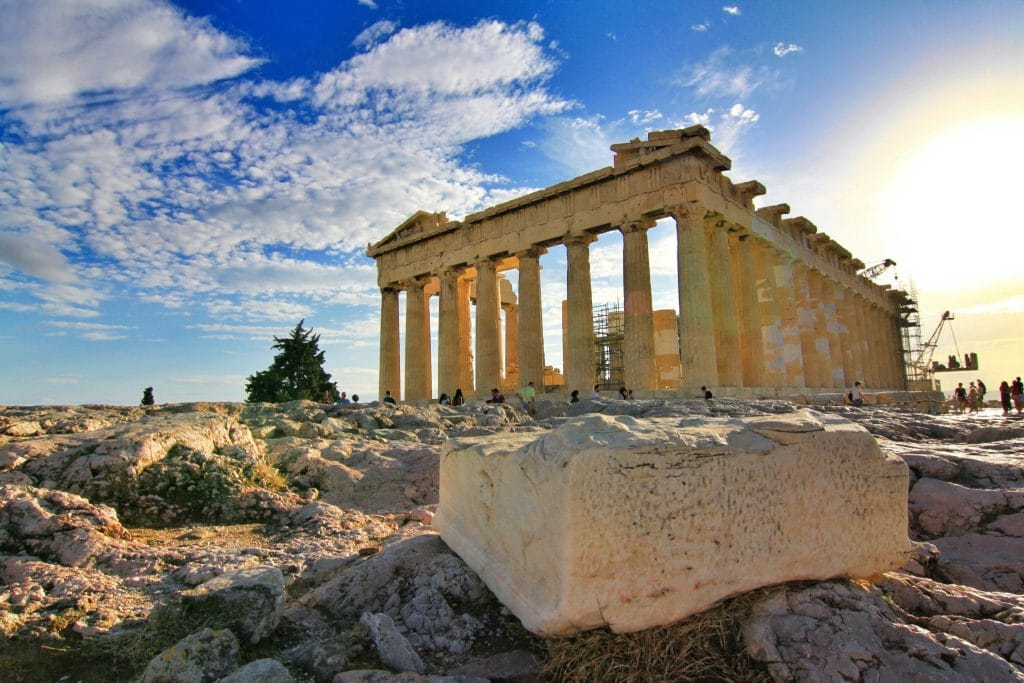 ancient greece long gone