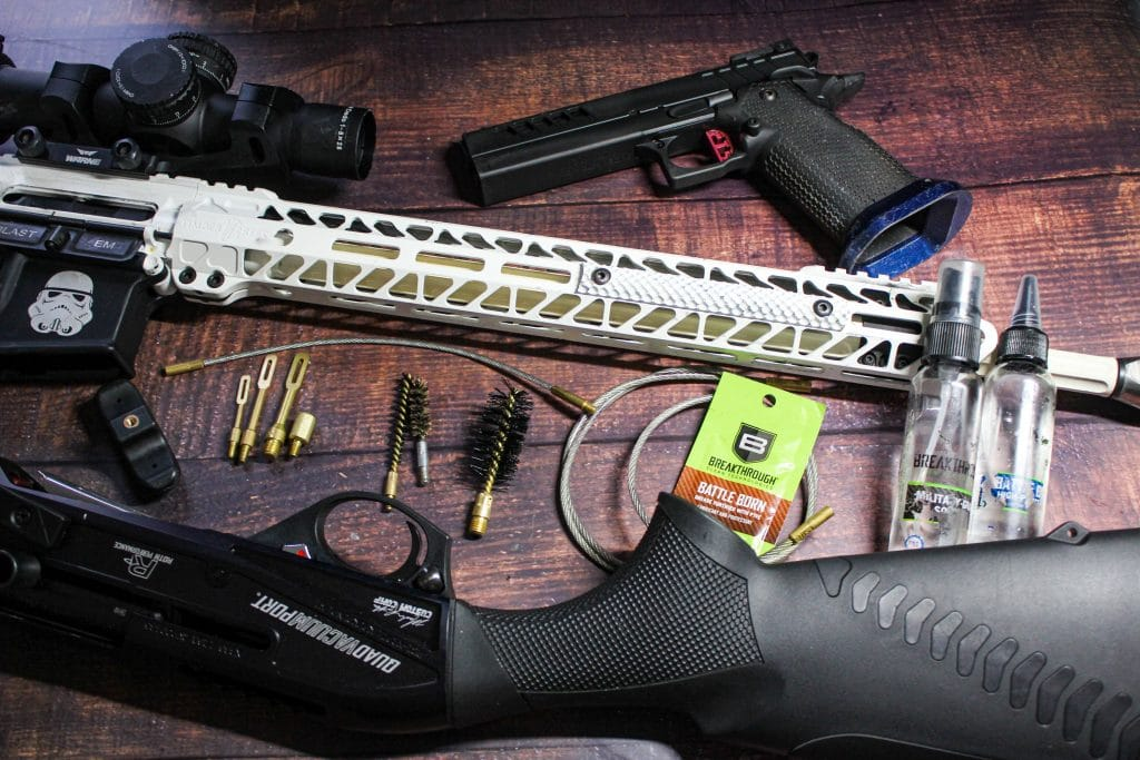 best gun cleaning kits - cover