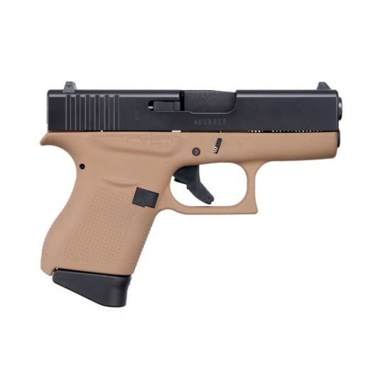Best Subcompact 9MM - Glock G43