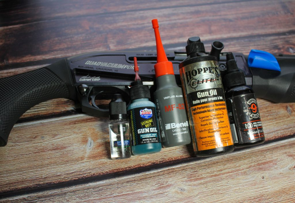 gun cleaning kits - cleaning solutions