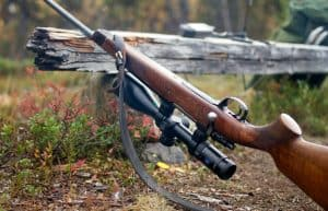 hunting-rifle