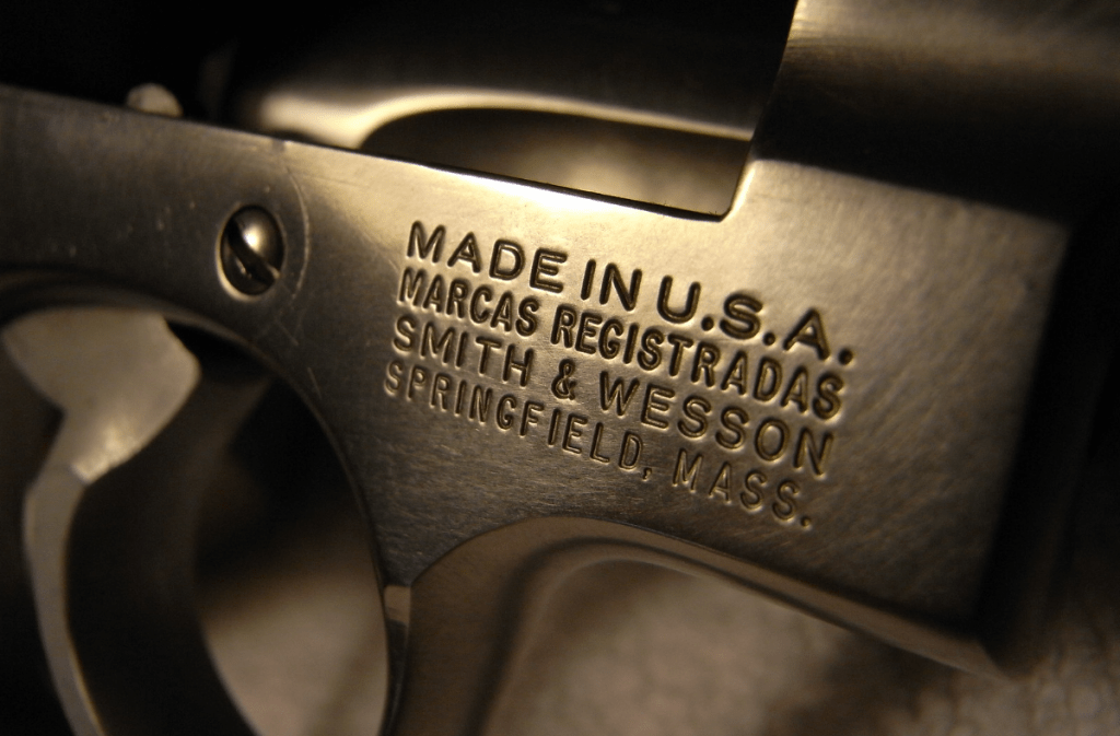 Smith & Wesson Mark
